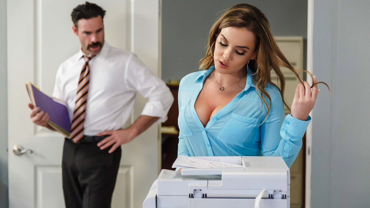 brazzers Office Initiation