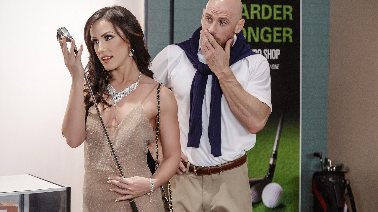 brazzers Pounded At The Pro Shop