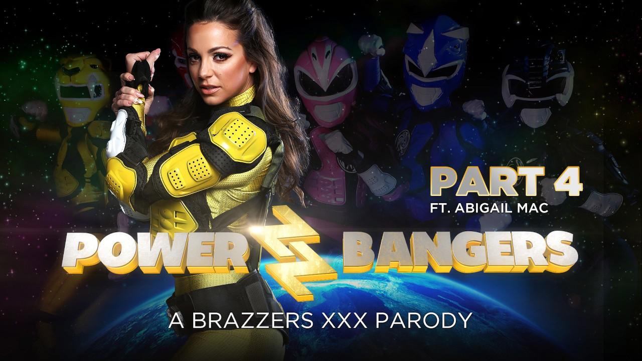 brazzers Power Bangers: A XXX Parody Part 4