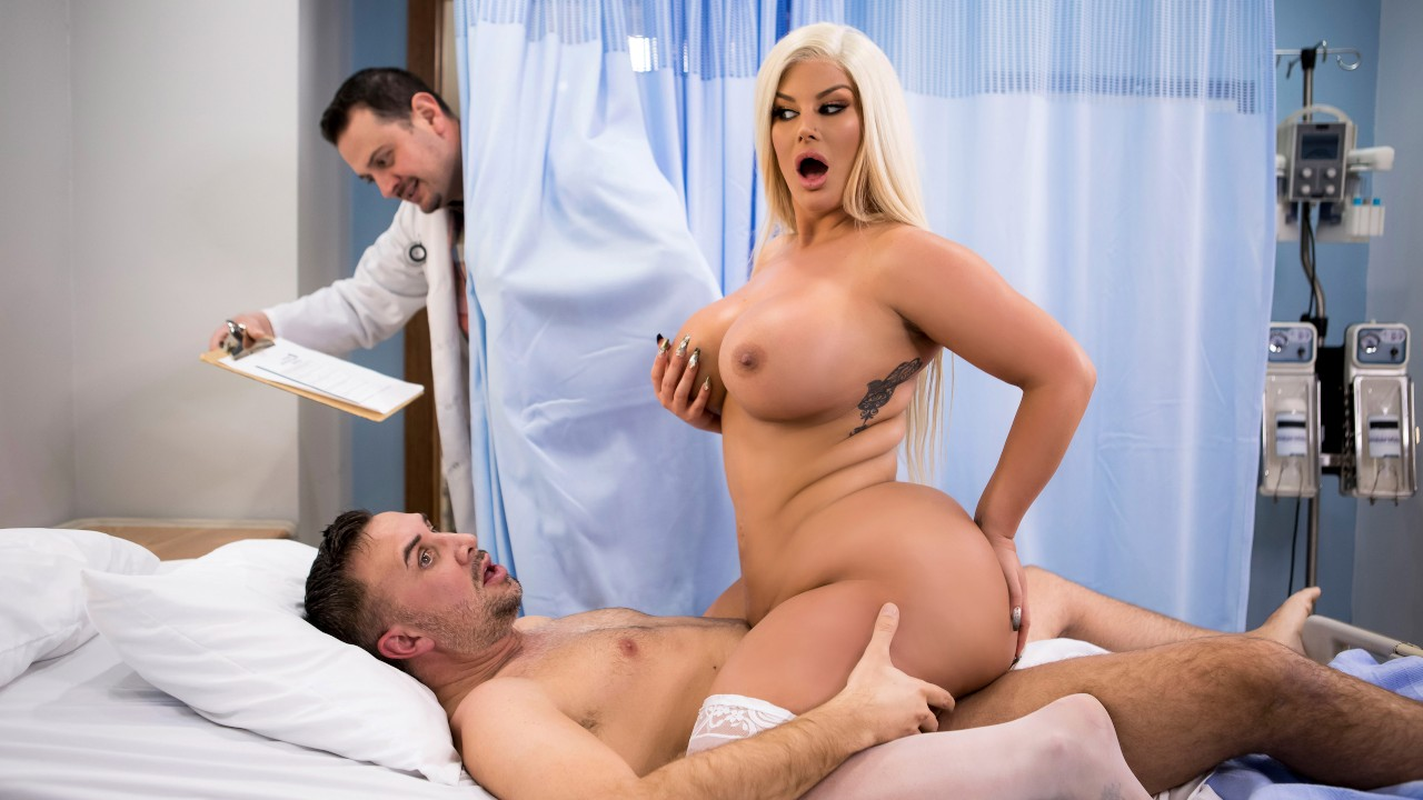 brazzers Bedside Manner
