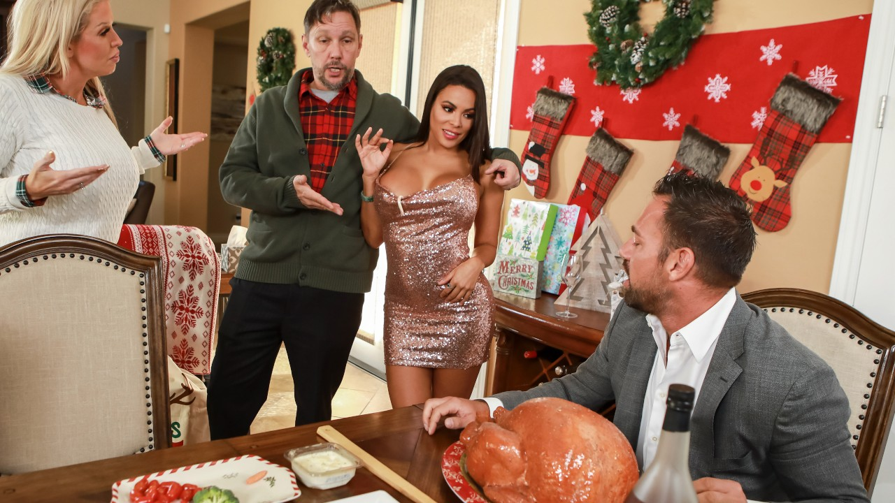 brazzers Horny For The Holidays: Part 3
