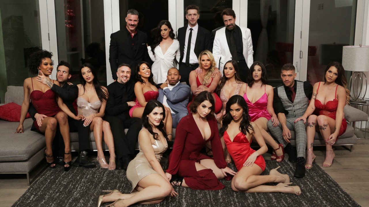 brazzers Valentine's Day Affair: Best Moments