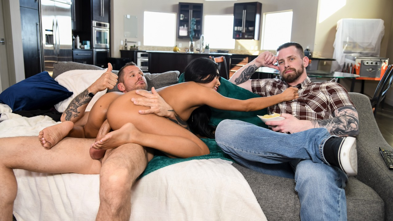 brazzers The Silent Treatment