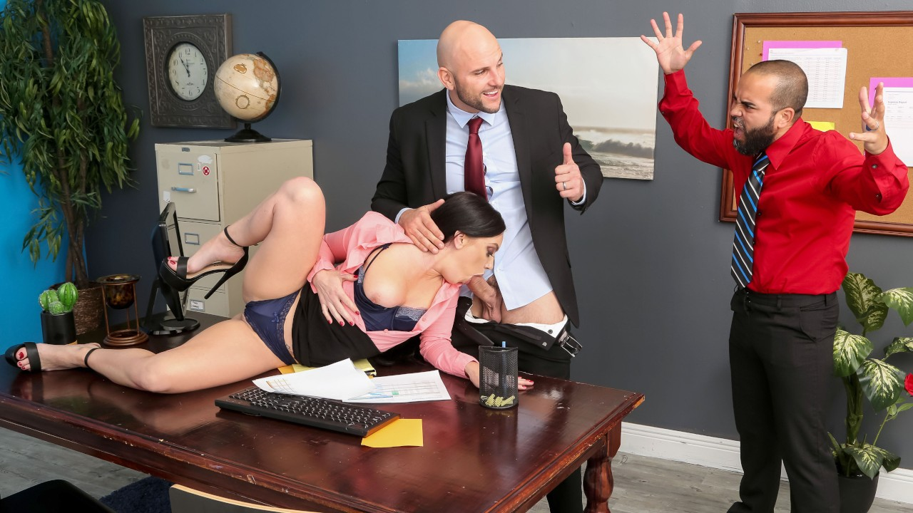 brazzers Getting Her Husband A Raise